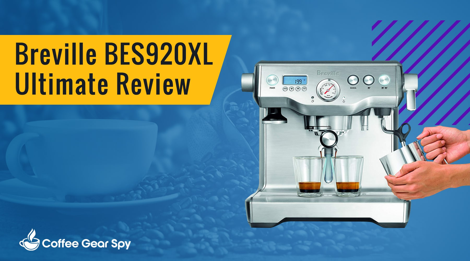 Breville BES920XL Oracle Review