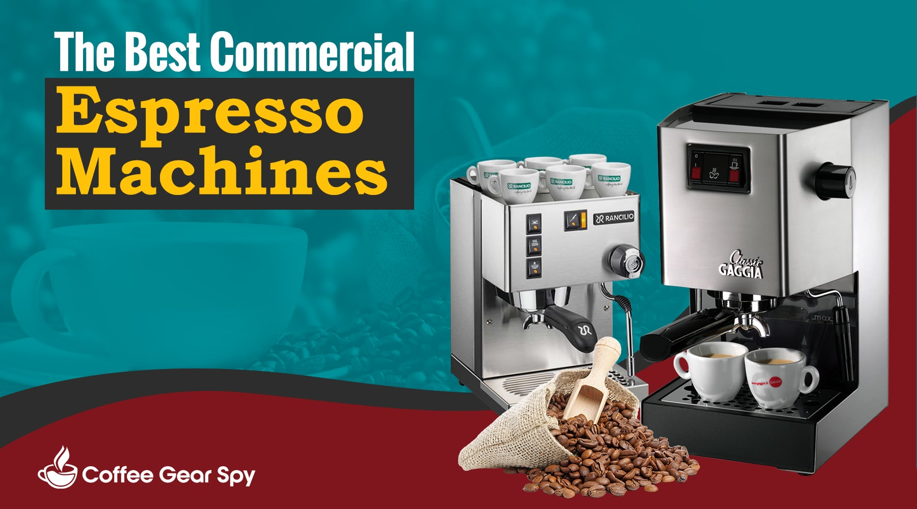 The Best Commercial Espresso Machines Reviewed: Ultimate Buyer's Guide