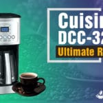 Cuisinart DCC-3200 Review - Classy Caffeine for the Coffee Connoisseur