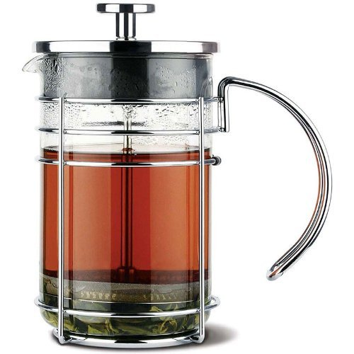 grosche madrid Large Stainless Steel French Press Coffee Maker