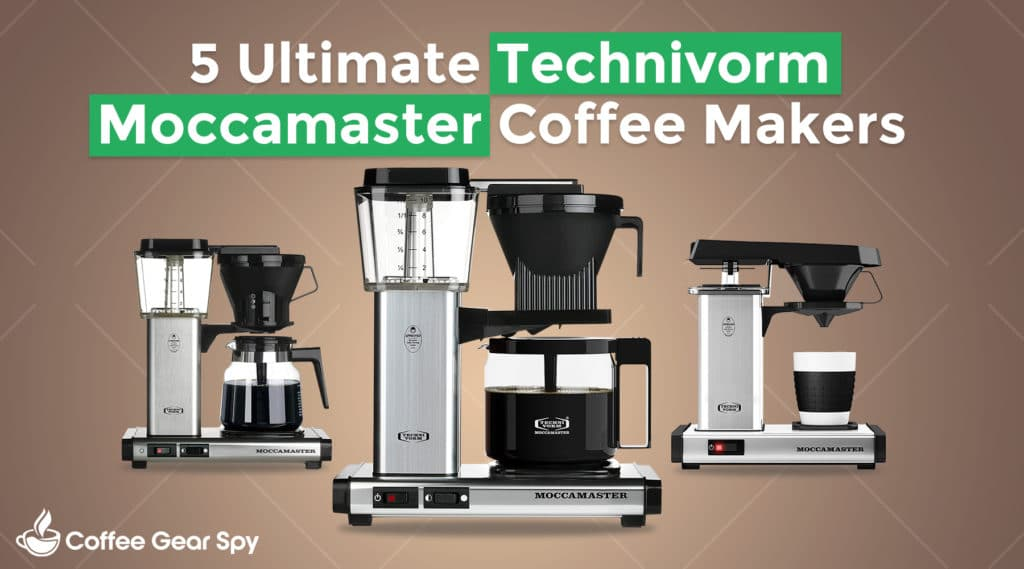 Technivorm Moccamaster Coffee Makers Reviews