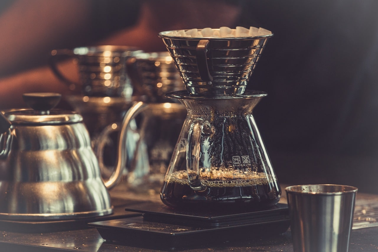 how to brew coffee
