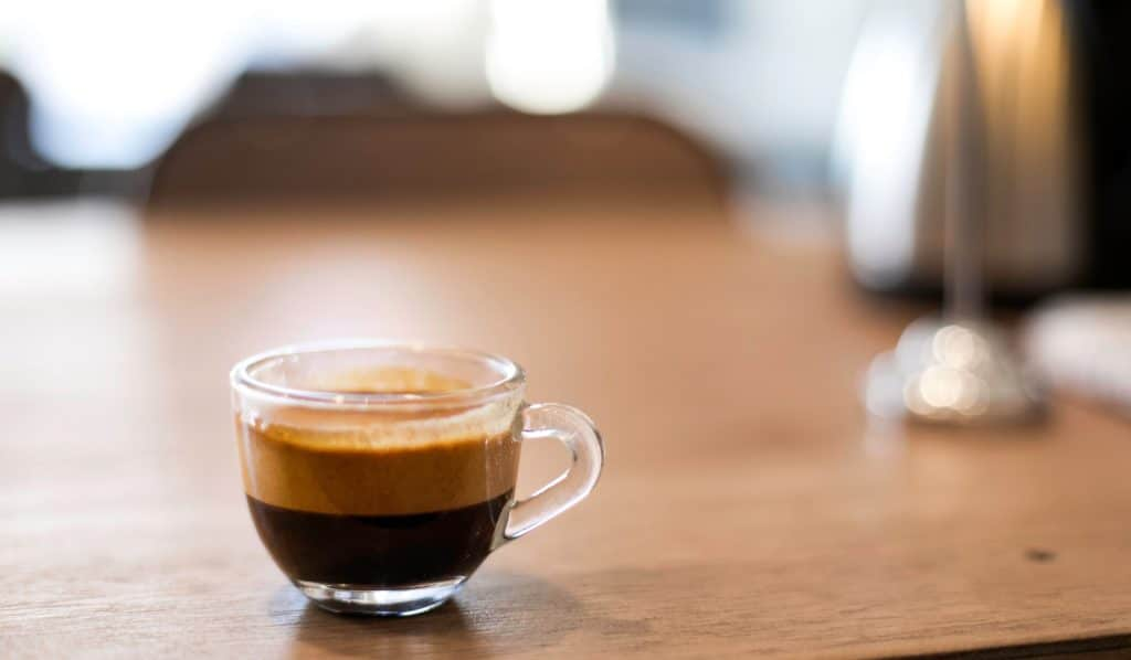 what is ristretto shot coffee